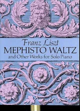 Mephisto Waltz and other Works for piano