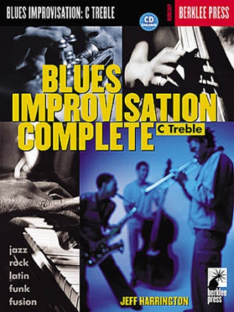 Blues Improvisation complete (+CD) - for C treble instruments