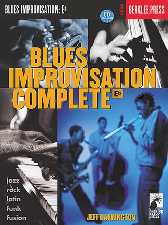 Blues Improvisation Complete (+CD) - for es-instruments