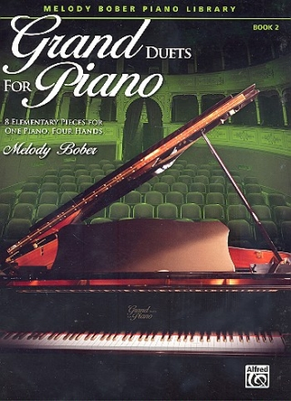 Grand Duets vol.2 - for piano 4 hands