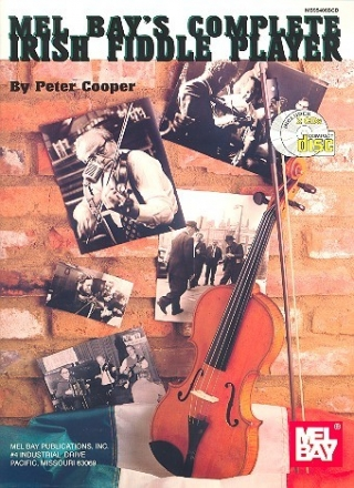 Complete Irish Fiddle Player (+CD)