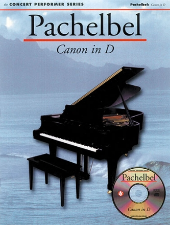 Canon in D (+CD) for piano