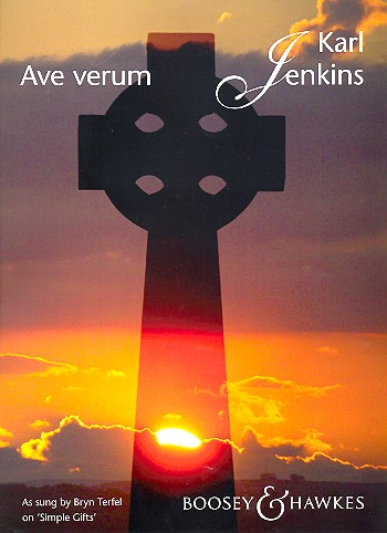 Ave verum for voice and piano