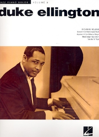 Duke Ellington: for piano Jazz Piano Solos vol.9