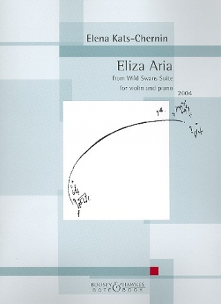 Eliza Aria - for violin and piano