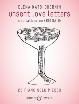 Unsent Love Letters - for piano