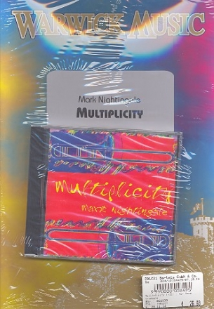 Mulitplicity (+CD) - for tenor trombone