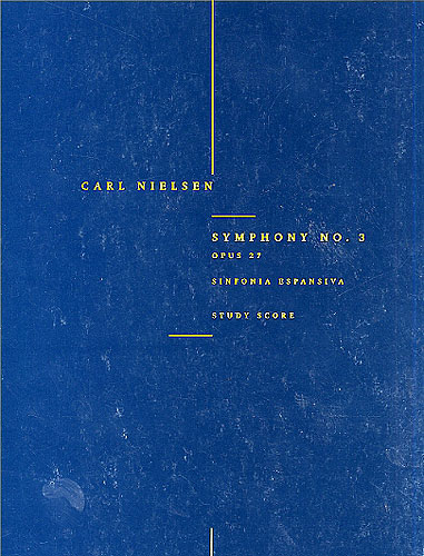 Symphony no.3 op.27 - for orchestra study score