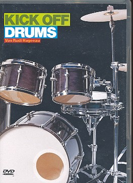 Kick off - Drums - DVD-Video (dt)