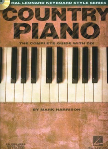 Country piano (+CD) - The complete guide