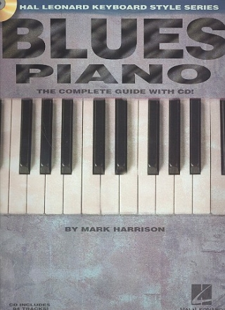 Blues Piano (+CD) - Complete Guide