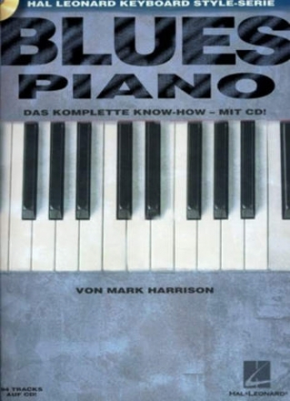 Blues Piano (+CD) (dt)