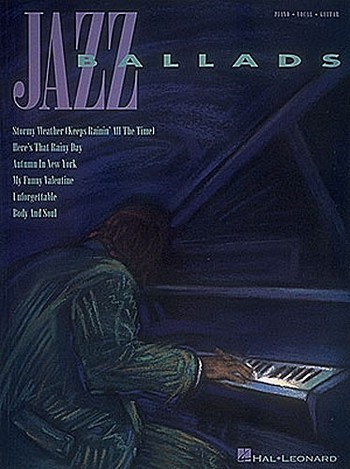 Jazz Ballads - songbook piano/vocal/guitar