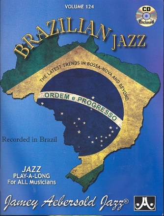 Jazz (+CD): for all instruments Aebersold vol.124
