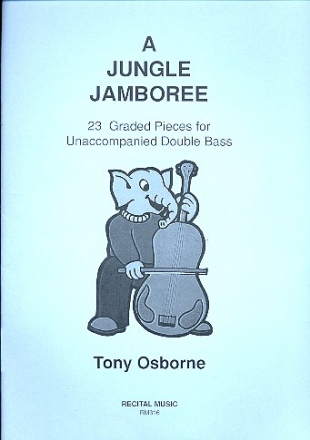 A Jungle Jamboree for double bass