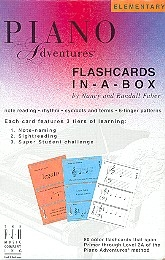 Piano Adventures Elementary - Flashcards