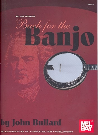 Bach for the Banjo for five string banjo