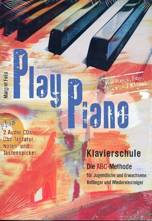 Play Piano (+CD) für Klavier