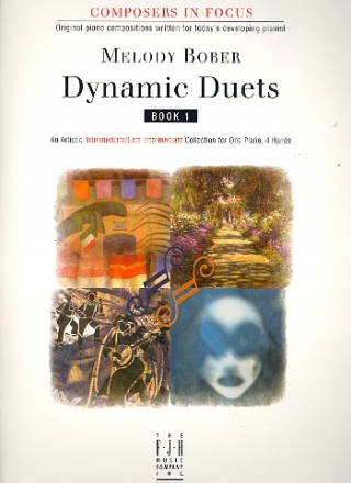 Dynamic Duets vol.1 - Collection for piano 4 hands