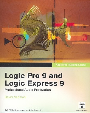 Logic Pro 9 and Logic Express 9 (+DVD-Rom) (en)