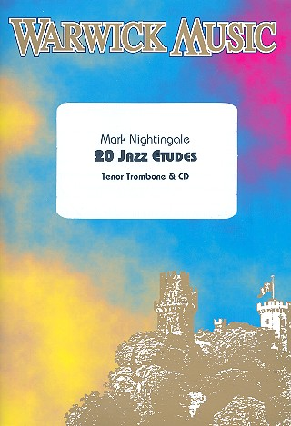 20 Jazz Etudes (+CD) - for tenor trombone
