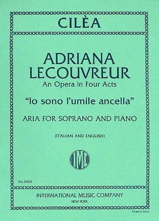 L'Arlesiana - Libretto (it) von Francesco Cilèa