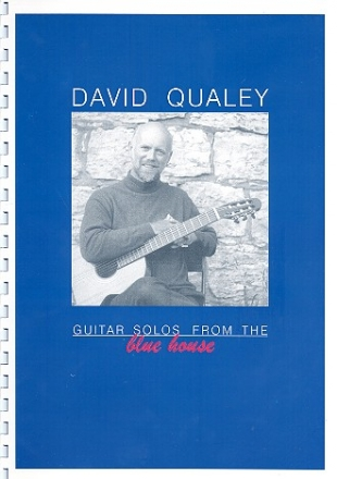 Guitar Solos from The blue House for guitar/tab