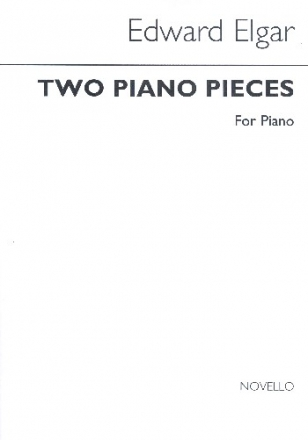 2 Pieces - for piano archive copy
