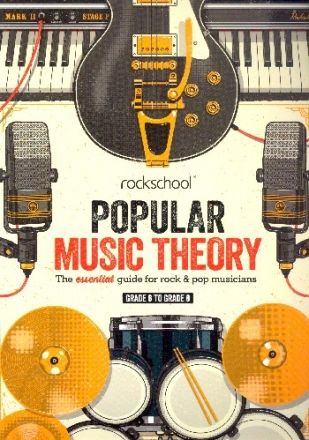 Rockschool Popular Music Theory - Grade 6 to 8