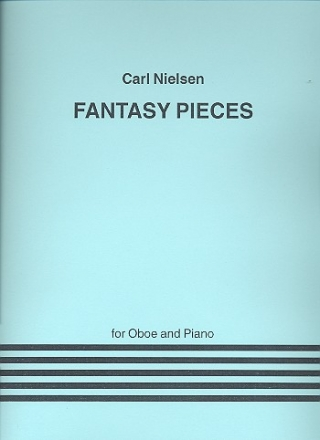 2 Fantasy pieces op.2 - for oboe and piano