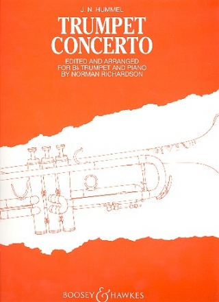 Trumpet Concerto for trumpet and orchestra for trumpet and piano