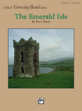 THE EMERALD ISLE - FUER BLASORCHESTER   PARTITUR+STIMMEN