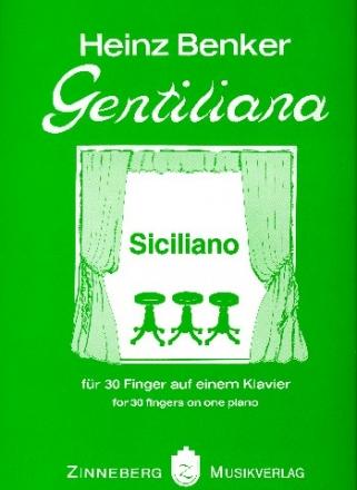 Violoncello Heinz Benker : Pizzarco Miniaturen Für Mandoline Violine Viola