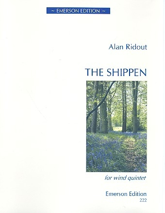 The Shippen for wind quintet parts