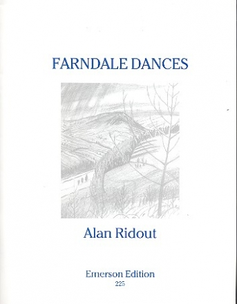 Farndale Dances for piccolo flute