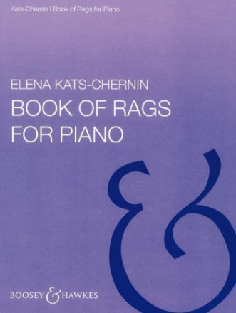 The Book of Rags - for piano
