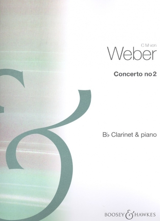 Concerto no.2 op.74 - for clarinet and piano