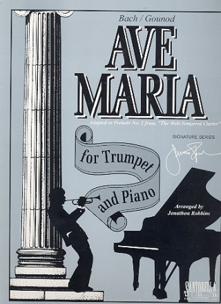 Ave Maria - for trumpet and piano