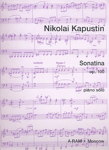 Sonatina op.100 - for piano solo