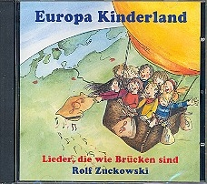 Europa Kinderland - Playback-CD deutsch