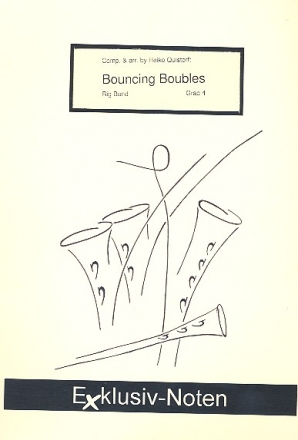 Bouncing Boubles: for big band score and parts
