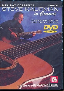 Steve Kaufman in Concert - Flatpicking to the next Level DVD-Video