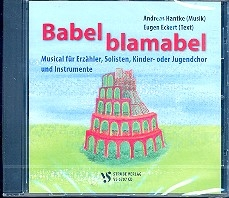 Babel blamabel  CD