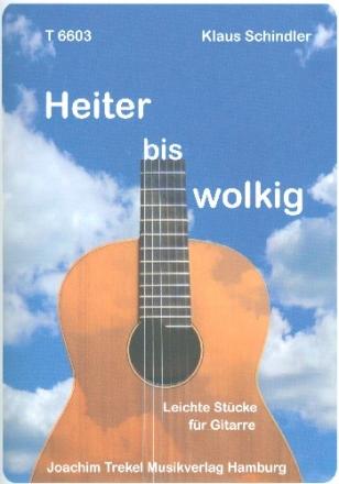 Harlekin Schindler Unterhaltsame Stücke für zwei Gitarren