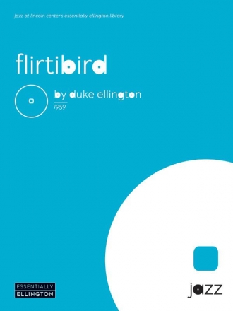 ALF42419 Flirtbird: for jazz ensemble score and parts
