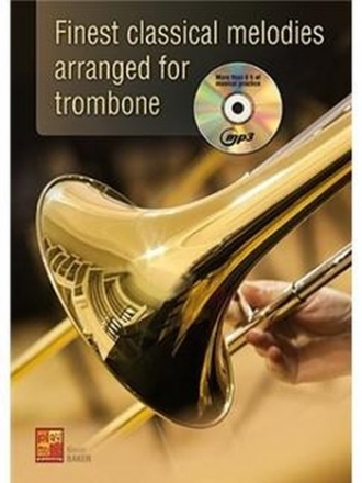 ME0364 Finest classical Melodies - for trombone