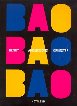 Benny Anderssons Orkester - Bao Songbook P/V/G