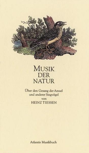 musik der natur ueber den gesang der amsel und anderer singvoegel notenlager notenversand