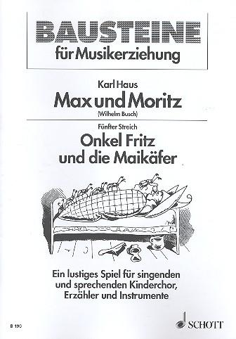 max und moritz f nfter streich onkel fritz und die. Black Bedroom Furniture Sets. Home Design Ideas