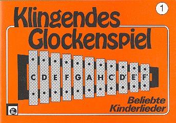 klingendes glockenspiel band 1 f r glockenspiele und xylophone notenlager notenversand. Black Bedroom Furniture Sets. Home Design Ideas